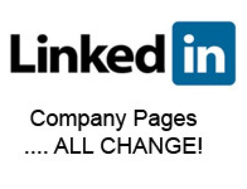 LinkedIn Company Pages Products & Services Page – All Change!