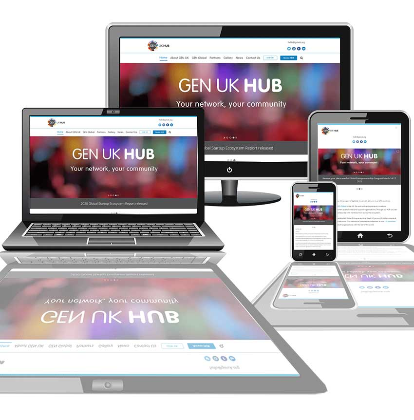 gen-uk-wordpress-community-website-design