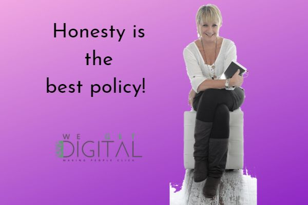 honesty in business and business authenticity